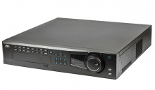 Установка видеорегистратора RVi-IPN32/8-PRO