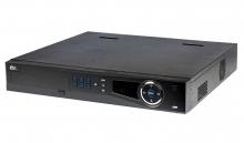 Установка видеорегистратора RVi-IPN16/8-PRO