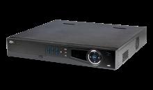 Установка видеорегистратора RVI-IPN16/4-4K
