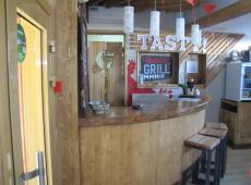 Установка видеонаблюдения в кафе Asia